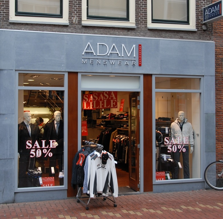 Adam - menswear